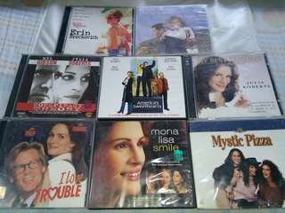 Julia Roberts Original VCD movies #garagesale3