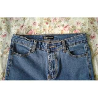 Something Borrowed Skinny Jeans