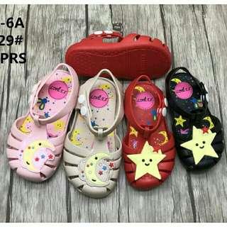Sepatu jelly anak starmoon