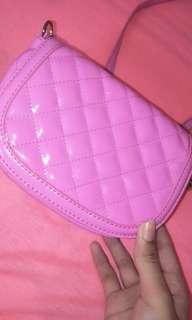 Forever 21 Hot Pink Shoulder Bag
