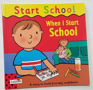 Ladybird When I Start School