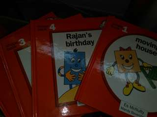 Longman Readers for 2-4 year olds