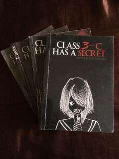 Class 3-C has a secret COLLECTION!