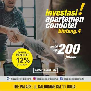 The Palace Apartemen Condotel