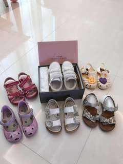🚚 Girls Shoes