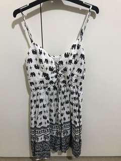 NEW Lace Up Dress