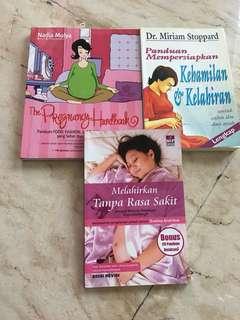 Buku kehamilan isi 3