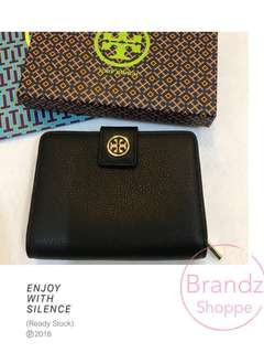 💥Best Deal! 💯% ORI Tory Burch Women Short Wallet / Ladies Purse @ Ready Stock! LAST 1