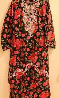 Baju Kurung Cotton Vietnam