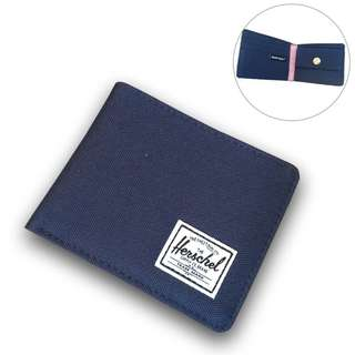 Herschel 銀包深藍色硬幣位$250