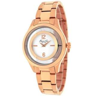Kenneth Cole Women's 34mm Rose Gold Watch 10026947