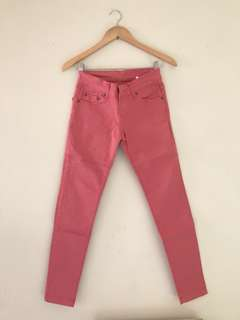 Trousers Soft Pink