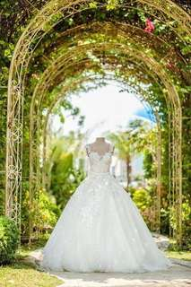 Convertible Bridal Gown