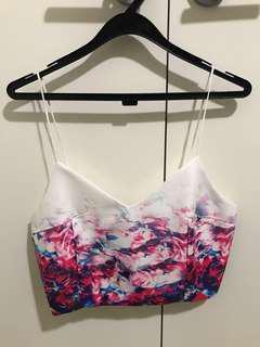 NEW Silk Crop Top