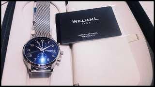 Jam tangan William L.1985
