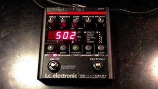 Nova delay with box/12v plug