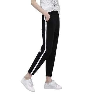 🧡 Stripe Trackpants
