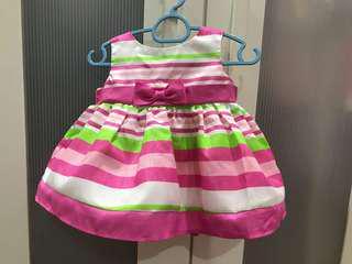 Dress like new (0-3 mo)