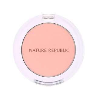 Nature Republic By Flower Blusher #02 Coral Blossom