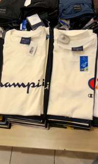 Champion tees all varian only 200k