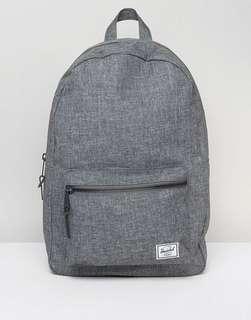 Grey Herschel Settlement Backpack