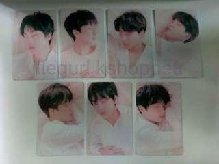 "BTS Love yourself""tear"" unofficial photocard"