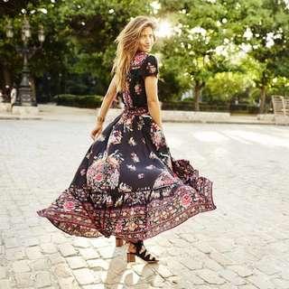 🧡 Maxi dress