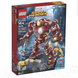 Lego Hulkbuster Ultron Editon