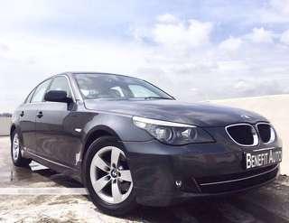 BMW 520i $550 Immediate Driveaway!