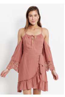 NEW Dotti Wrap Dress