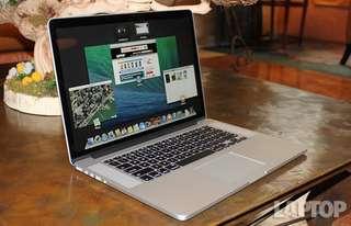 Apple Macbook Pro MPXR2 Laptop Silver Garansi Resmi Bisa Kredit