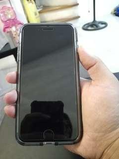 Iphone 8 plus 64gb space grey globe locked