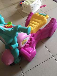 Playskool ride