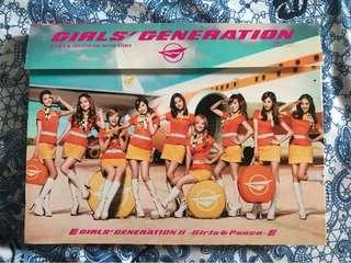 Girls' Generation Girls & Peace Japan Album
