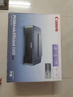 Canon pixma E400.  (Print copy and scan)