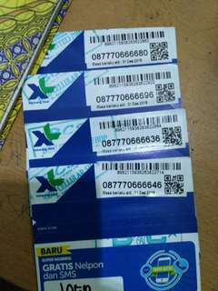 Perdana XL CANTIK free Kuota 10GB