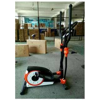 Sepeda Fitnes Statis Elliptical Bike cross trainer paling murah