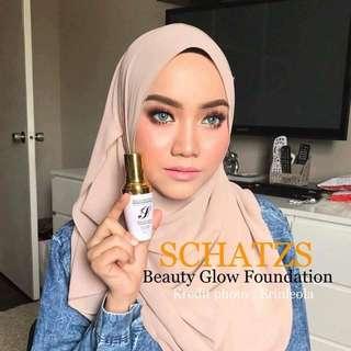 Schatzs Beauty Glow Foundation - 20ml