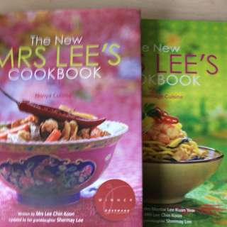 Mrs Lee's Cookbook