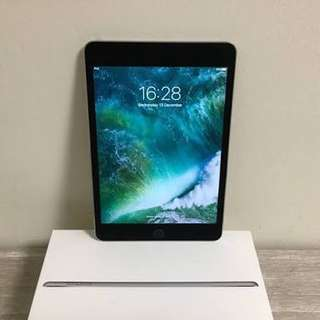Apple iPad Mini 4 128GB Wifi Only Gray Bisa Kredit