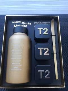 T2 Organic Matcha kit