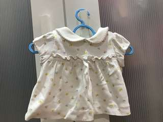 Ralph Lauren top (newborn)