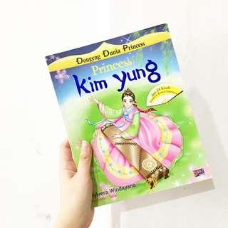 Princess Kim Yung