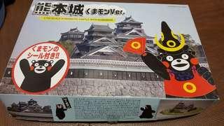 熊本城1比700,盒殘齊件,不議價,只限東涌站交收。講價者勿擾。