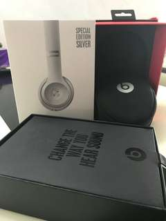 Beats Solo Wireless A1 Condition, Original Packaging