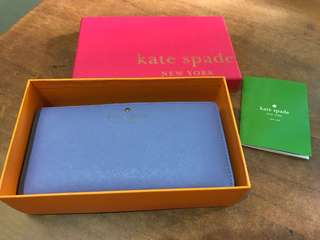 Preloved Kate Spade wallet