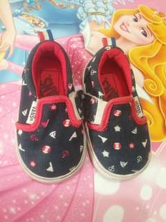 Vans shoes for babies