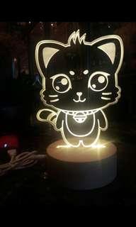 出售靚靚貓貓小燈