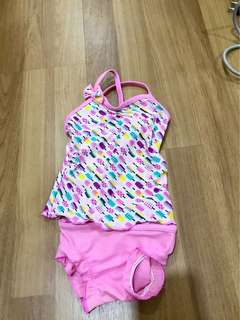 Girl Swimming Suit (12mo)