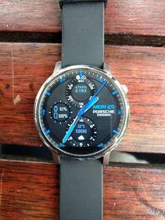 Moto 360 Smartwatch Second